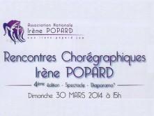 Rencontres Irene Popard 2014