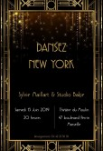 Affiche Spectacle 2019 Dansez New York